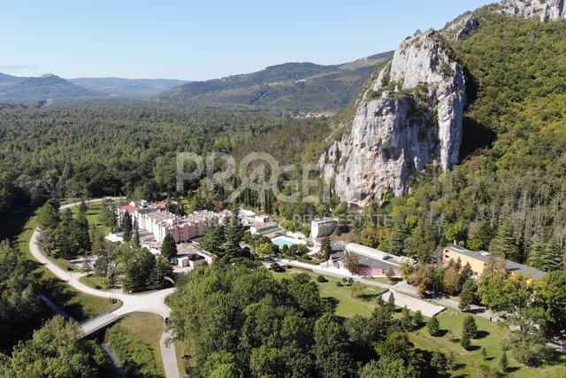 Apartment, 51 m2, For Sale, Oprtalj - Gradinje