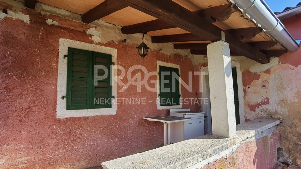 House, 85 m2, For Sale, Oprtalj - Sveti Ivan