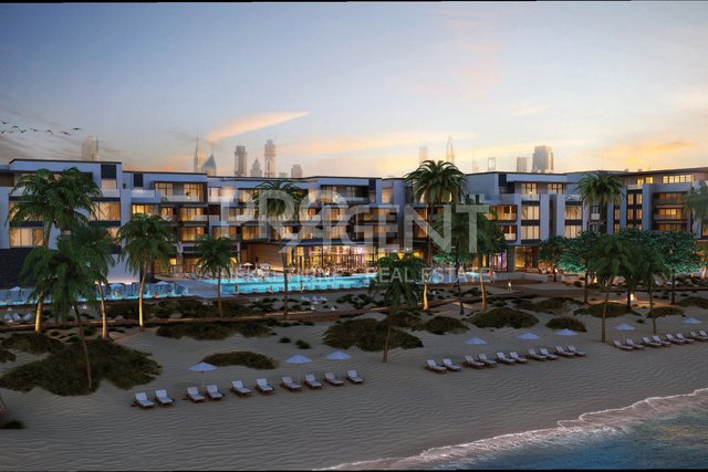 Dubai, Nikki Beach, one bedroom apartment