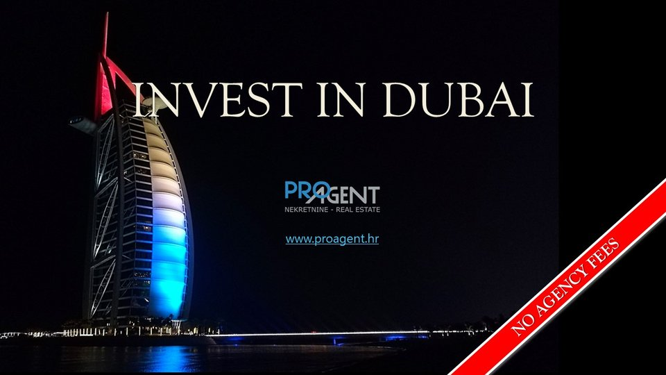 Holiday Apartment, 113 m2, For Sale, Dubai