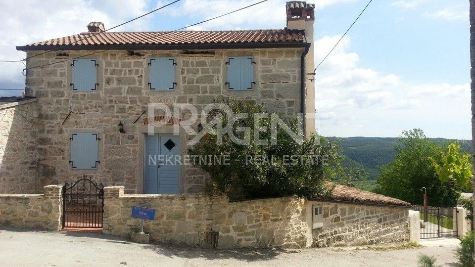 House, 170 m2, For Sale, Grožnjan
