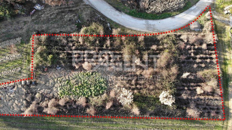 Istria, Sovinjak, building land 700 m2 + 1200 m2 of agricultural land