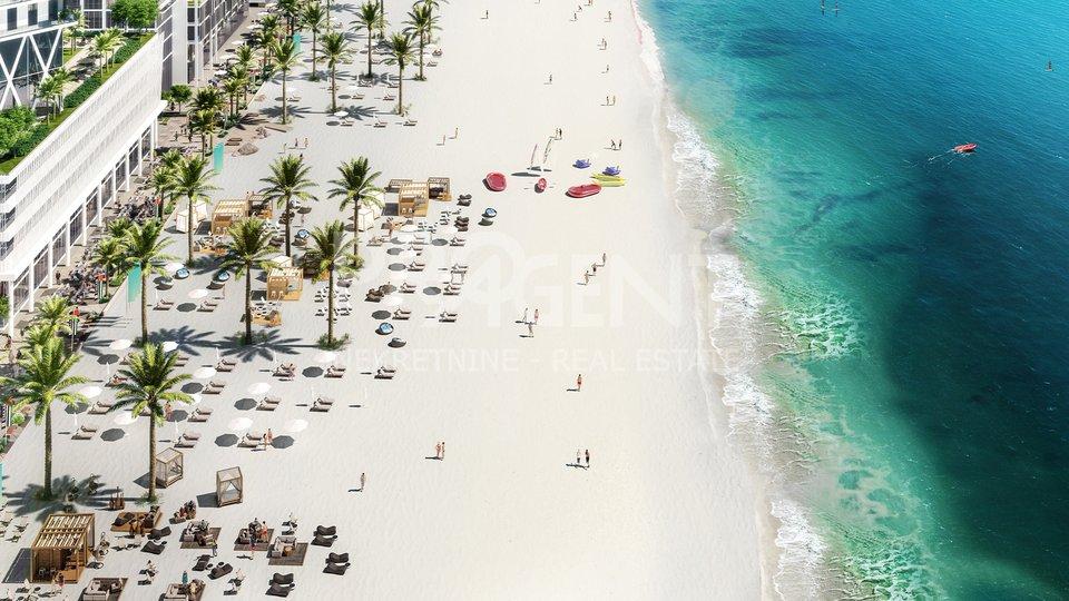 Dubai, die führende Residenz von Emaar Beachfront, Beach Vista