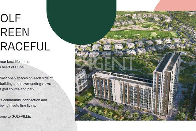 Apartment, 46 m2, For Sale, Dubai