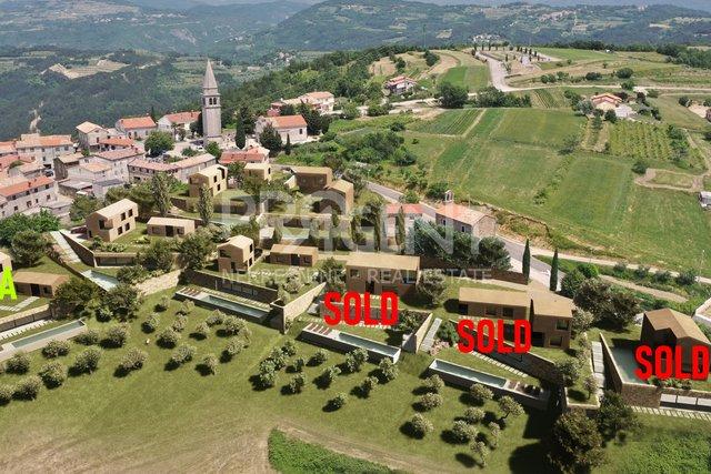 Land, 1755 m2, For Sale, Buzet - Vrh
