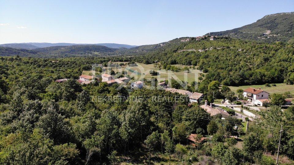Land, 2216 m2, For Sale, Buzet - Roč