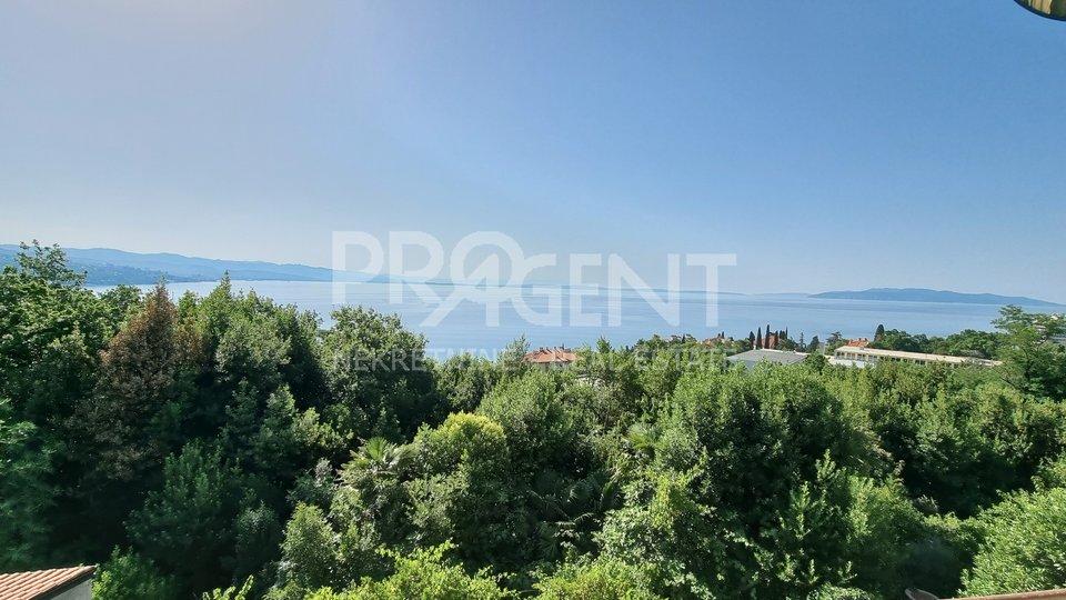 Opatija/Volosko, prodaje se kuća s pogledom na more