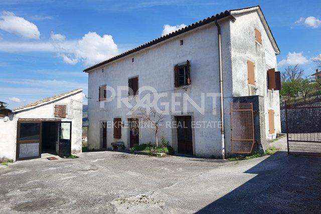 Istrien / Buzet, Einfamilienhaus mit Hof
